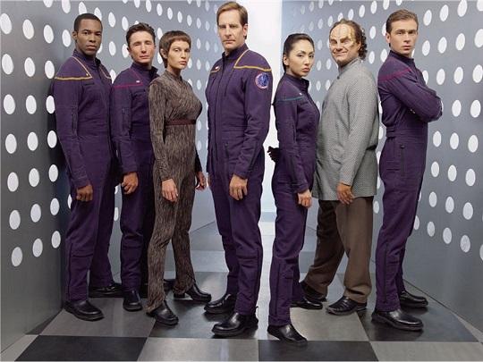 «Enterprise» E «Gemini Devision» Estreiam No Mov