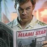 "Episódio de ""Dexter"" bate recorde de audiência"