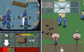 Jogo de Prison Break para celular