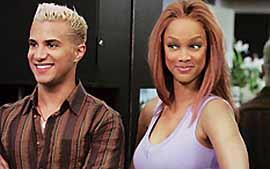 Tyra Banks e Jay Manuel