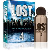DVD Lost, 4ª temporada + Squeeze exclusivo