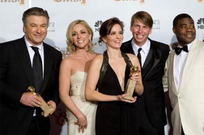 30 Rock, vencedor da categoria Melhor Série Comédia