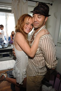 Jeremy Piven e Ashley Chontos
