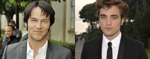 Stephen Moyer e Robert Pattinson