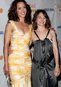 Jennifer Beals e Ilene Chaiken