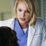 """Katherine Heigl reclama das 17 horas diárias de trabalho em """"Grey's Anatomy"""""""