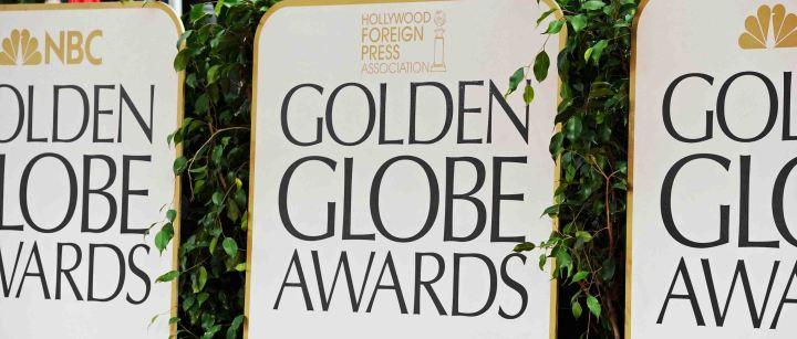 Golden Globes - 2012