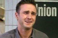 David Arquette em 'Friends'