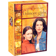 DVD Gilmore Girls