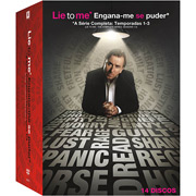 DVD Lie to Me