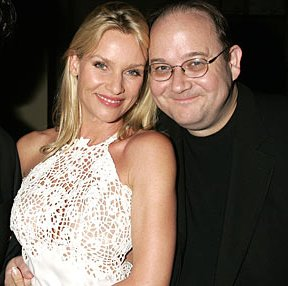 Nicollette Sheridan e Marc Cherry