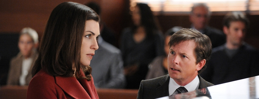Michael J. Fox em 'The Good Wife'