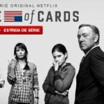 """""""House of Cards"""", com Kevin Spacey, estreia na Netflix"""