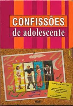 DVD — Confissões de Adolescente
