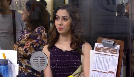 Cristin Milioti, a mãe de 'How I Met Your Mother'