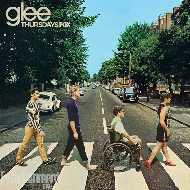 Glee: Abbey Road