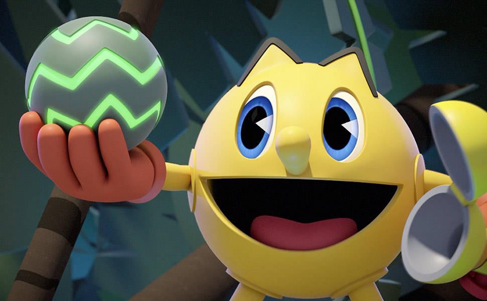 Pac Man e as Aventuras Fantasmagóricas
