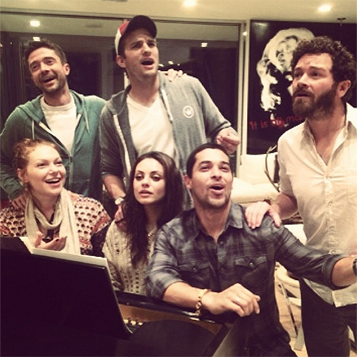 That '70s Show — elenco reunido | 2013