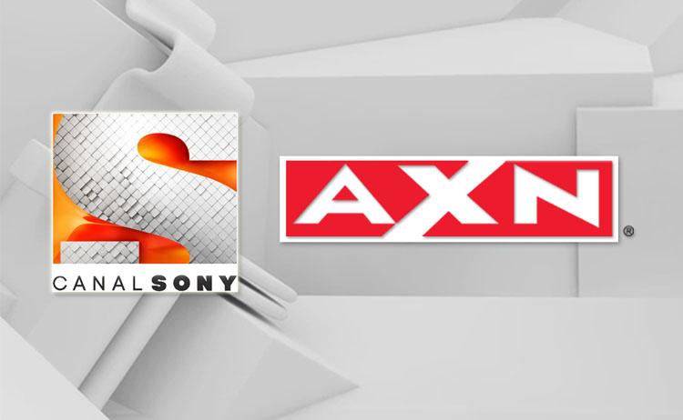 Canal Sony e AXN
