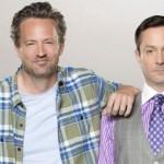 """""""The Odd Couple"""", de Matthew Perry, garante 3ª temporada"""