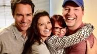 """Os boatos se confirmaram: a sitcom """"Will & Grace"""", cancelada em 2006, retorna com uma nova temporada de 10 episódios. Em setembro, os quatro atores e atrizes do elenco original […]"""