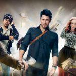 """Universal traz a 3ª temporada de """"The Librarians"""""""