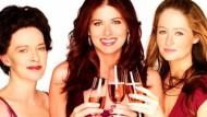 """Por algum motivo, místico talvez, o Canal Sony resolveu trazer para sua programação a série cancelada """"The Starter Wife"""", mais conhecida como """"A Ex"""". Molly Kagan (Debra Messing, """"The Mysteries […]"""