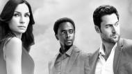 """É o fim da linha para o spin-off de """"The Blacklist"""". Protagonizada por Ryan Eggold e Famke Janssen, """"The Blacklist: Redemption"""" não retorna para uma segunda temporada. O programa traz […]"""