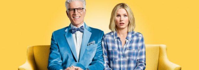 """Parece que o Eleonor Shellstrop terá muitas histórias para contar. A NBC oficializou a renovação da comédia """"The Good Place"""" para uma terceira temporada. A série conta a trajetória de […]"""
